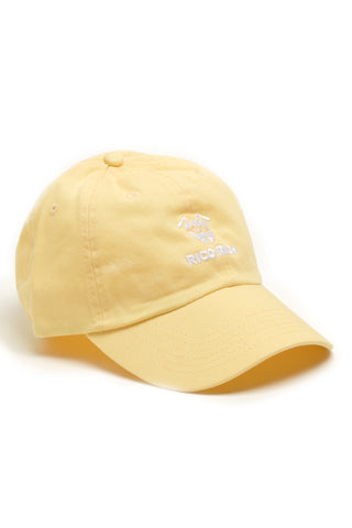 Strapback dad cap - Ant-i - Chick yellow
