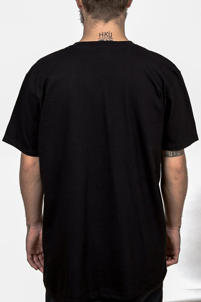 T-shirt - Ant-Stacks - Black