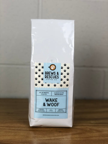 Breakfast Roast - Wake & Woof