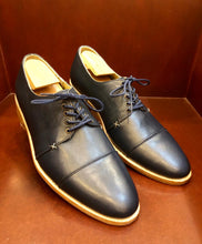 Load image into Gallery viewer, Henry Navy Blue Men's Shoes