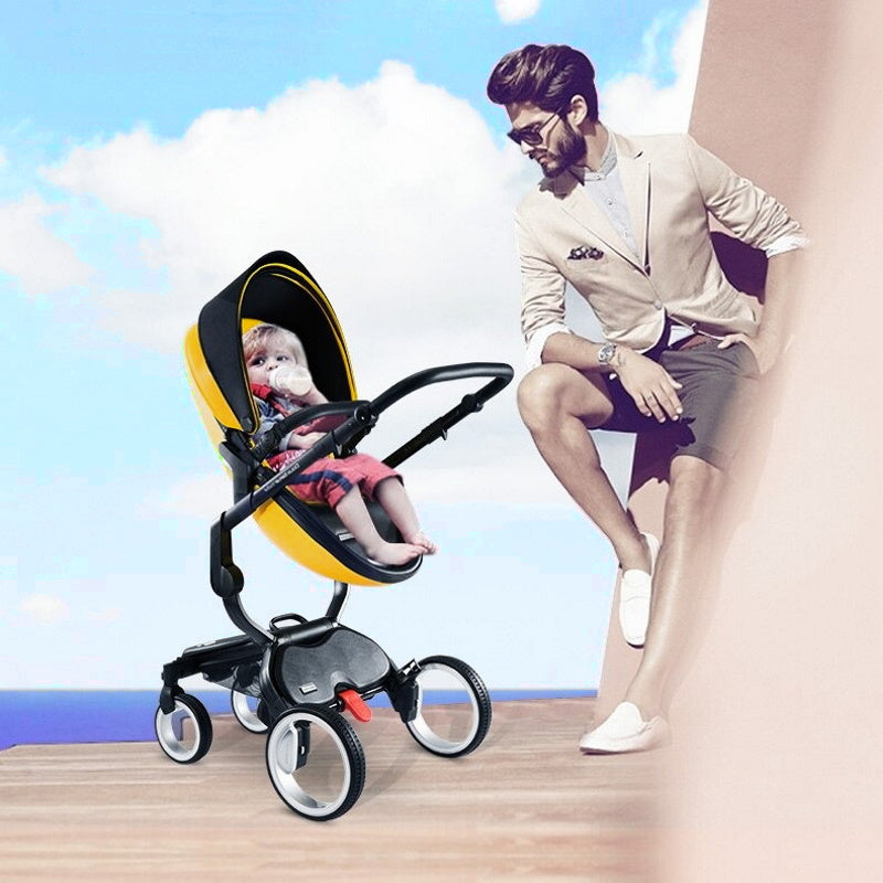 Beatrice advanced high-fashion stroller from urban baby
