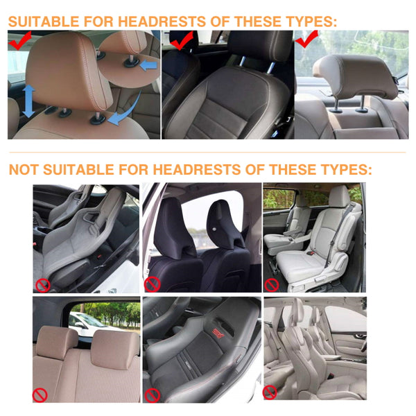 Urban baby Hans nead and neck sleeping support suitable car seat types