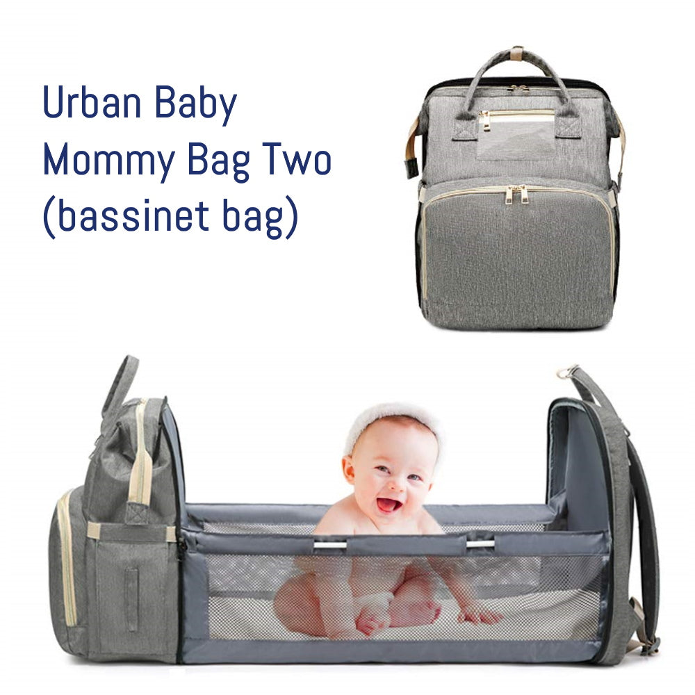 Mommy BAG TWO (with bassinet)