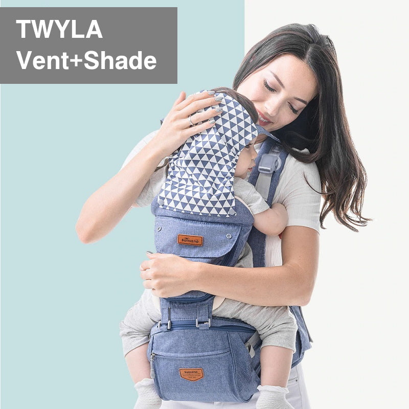 Baby Carrier: TWYLA Vent+Shade