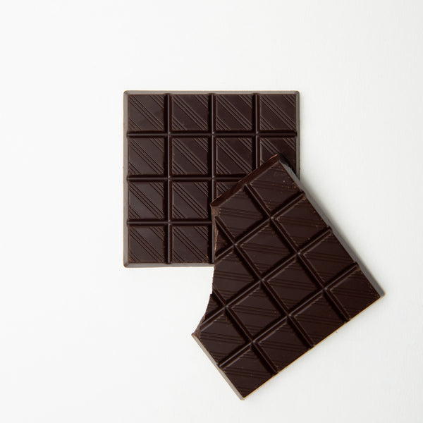 dark chocolate chilli bar