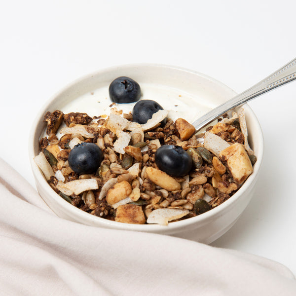Keto Granola bowl basic
