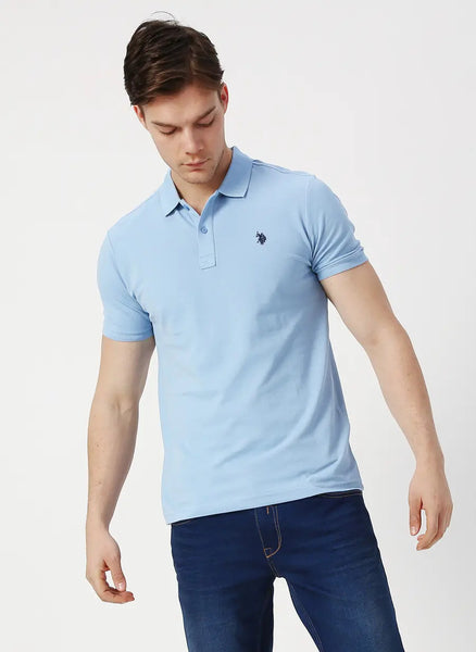 US Polo Shirt Blue