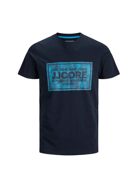 Jack & Jones Lacivert T-Shirt