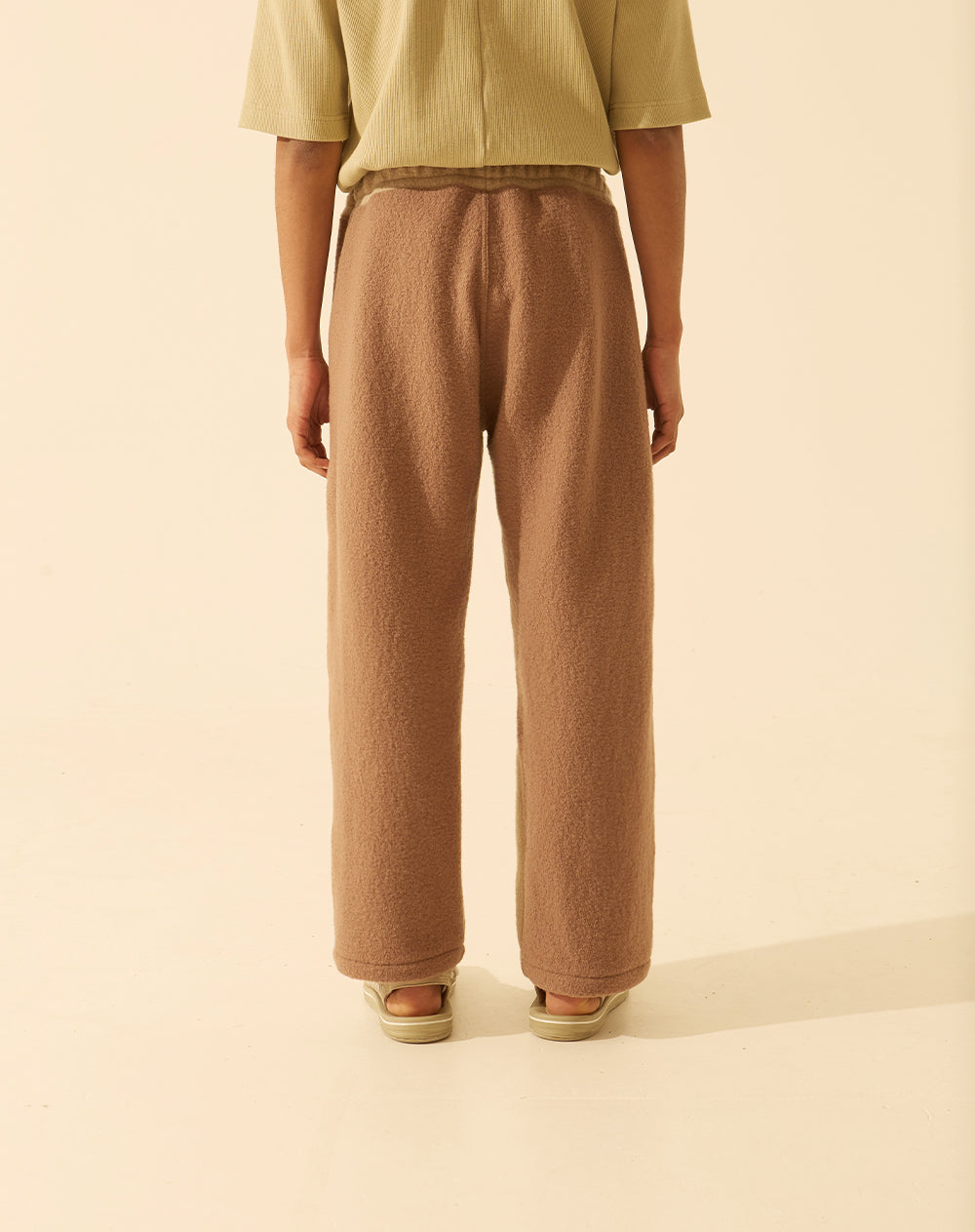 mare split trousers
