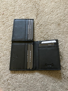 L Shaped Wallet RFID