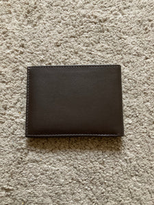 Slim Mini bifold Wallet