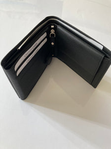 Bifold Wallet with coin holder