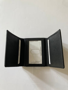 Trifold Wallet with 2 License Windows
