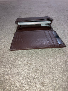 Business card holder RFID
