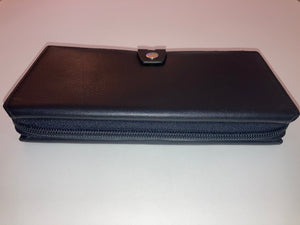 Women's leather Clutch Wallet/European Design