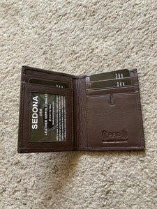 Credit Card I/D Holder RFID