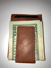 Load image into Gallery viewer, Magnetic Money Clip Wallet High Strength