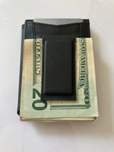 Load image into Gallery viewer, Magnetic Money Clip Wallet Super strength Magnet