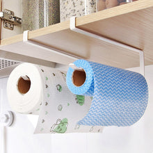 Load image into Gallery viewer, Iron Paper Holders for Bathroom Kitchen Tissue Holder Hanging Toilet Roll Papers Holder Home Towel Rack Stand