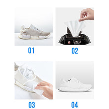 Load image into Gallery viewer, Cleaning wipes White Shoes Artifact Travel Portable Disposable Sneakers Cleaning Wet Wipes cleaning tool deep cleaning#