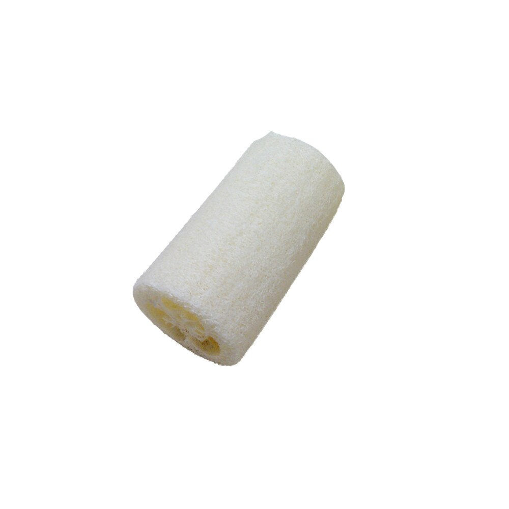 New Natural Loofah Bath Body Shower Sponge Scrubber Pad Hot  D2