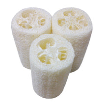 Load image into Gallery viewer, New Natural Loofah Bath Body Shower Sponge Scrubber Pad Hot  D2