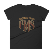 Lade das Bild in den Galerie-Viewer, FMS-10051 Fashion Fit-T-Shirt #freemensingers