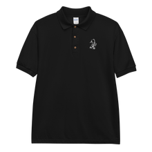 Lade das Bild in den Galerie-Viewer, SAS-11110 Polo-Shirt #stick #front-klein
