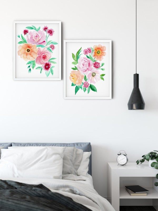 Using Watercolor Wall Art Prints to Spruce Up Your Home