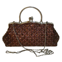An Exquisite Beaded Evening Bag