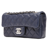 Chanel Classic Flap Caviar Leather Giveaway