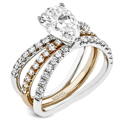 Sg Wedding Set LR1083-PR
