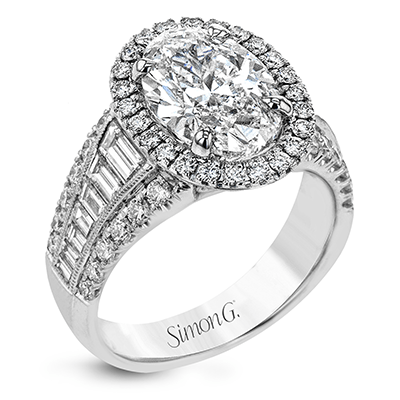 Sg Engagement Ring LR1164-OV