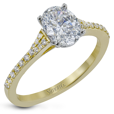 Sg Engagement Ring LR2507-OV