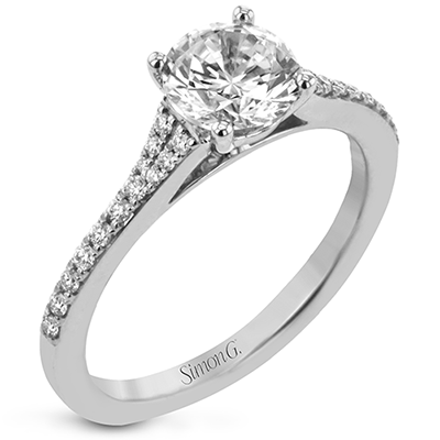 Sg Engagement Ring LR2507-RD