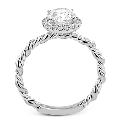 Twist Wedding Set LR2790