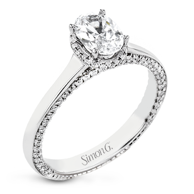 Side Hustle Engagement Ring LR2817