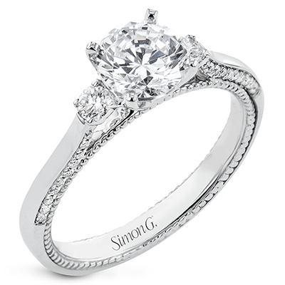 Side Hustle Engagement Ring LR2818
