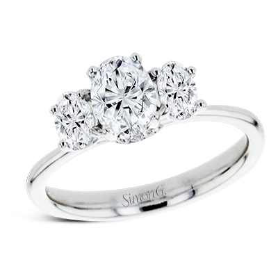 Flourish Engagement Ring LR2841
