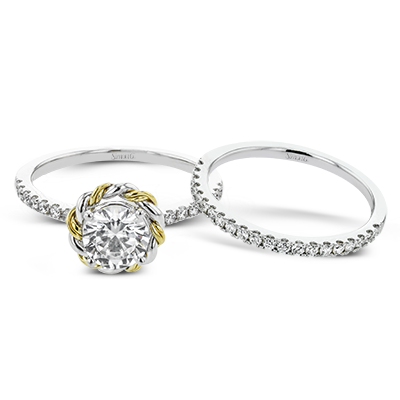 Twist Wedding Set LR2859
