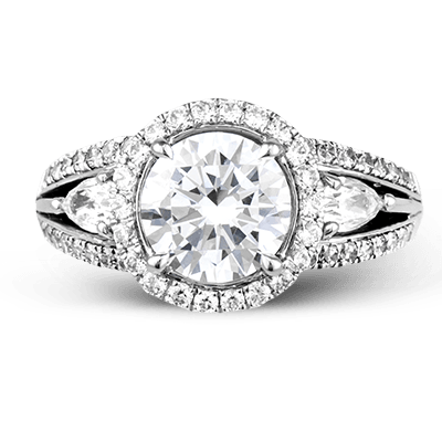 Sg Engagement Ring MR1503