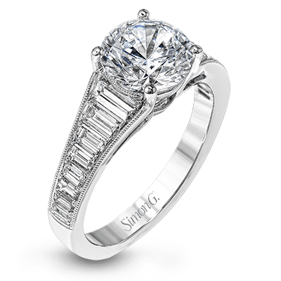 Sg Engagement Ring MR2358