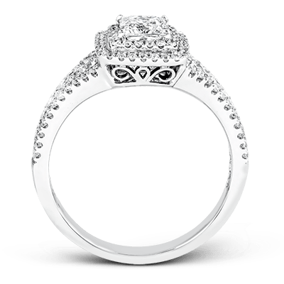 Sg Engagement Ring MR2589