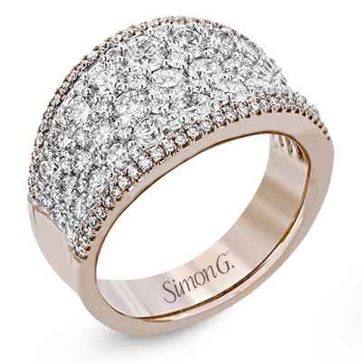 Simon-set Right Hand Ring MR2619