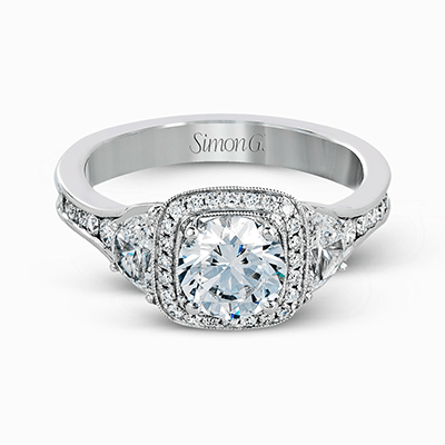 Sg Engagement Ring MR2648