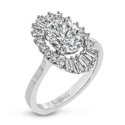 Sg Engagement Ring MR4087