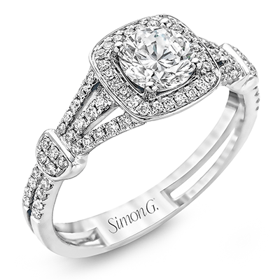 Sg Engagement Ring TR418-D