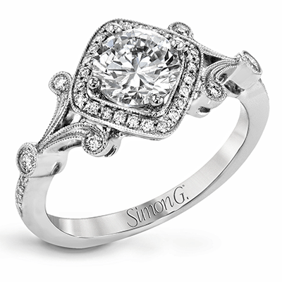 Sg Engagement Ring TR656