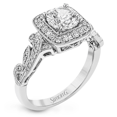 Sg Engagement Ring TR691