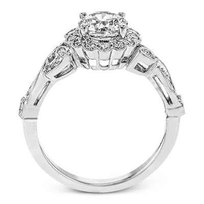 Sg Engagement Ring TR699